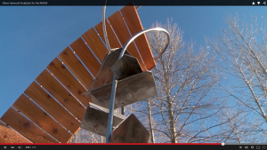 "Resort Municipality of Whistler – ""Village Ascent"" by Oliver Harwood"